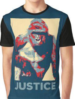 Harambe: Justice Graphic T-Shirt