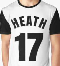 Tobin Heath - 17 Grafik T-Shirt