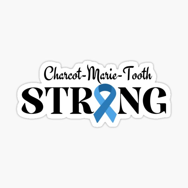 Cmt Strong Sticker