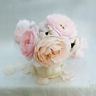 Bouquet of Pastel June Roses by LouiseK