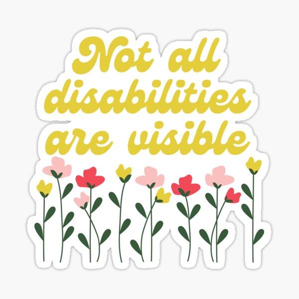 Visabley Kind Sticker