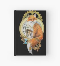 Fox; Keeper of Time Hardcover Journal