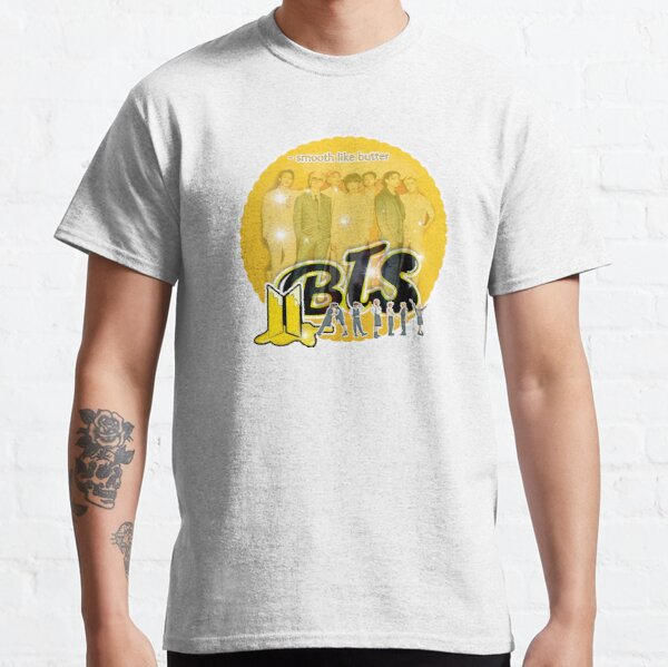 Smooth like Butter!! BTS, T-shirts&Sticker Classic T-Shirt