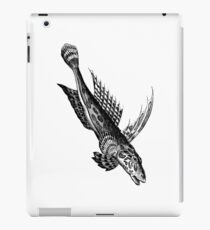 Dive Fish  iPad Case/Skin