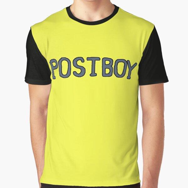 Postboy Piccolo Costume Shirt Graphic T-Shirt