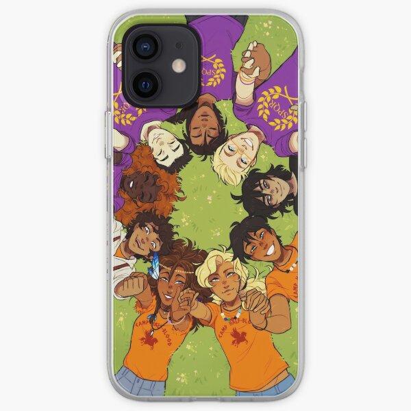 Olympus Heroes iPhone Soft Case