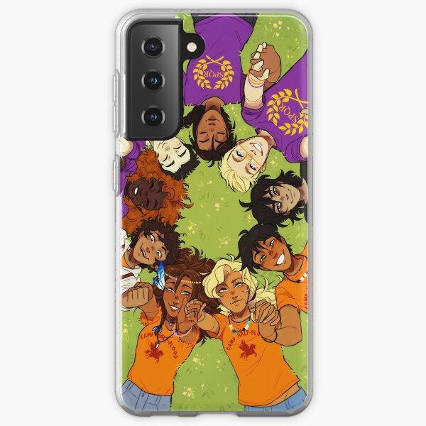 Olympus Heroes Samsung Galaxy Soft Case
