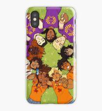 Olympus Heroes iPhone Case/Skin