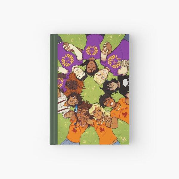 Olympus Heroes Hardcover Journal