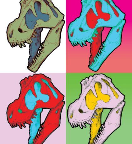 Tarbosaurus bataar Sticker