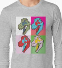 Tarbosaurus bataar Long Sleeve T-Shirt