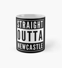 Straight Outta Newcastle Mug