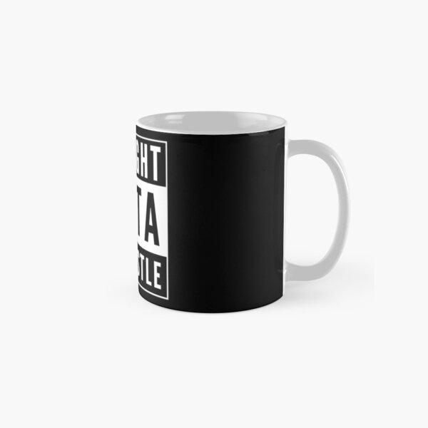 Straight Outta Newcastle Classic Mug
