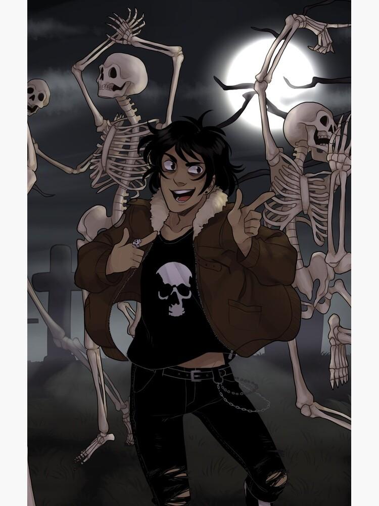 Spooky Scary Skeletons de indigonite