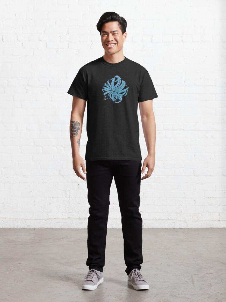 Alternate view of King Size Air Plant  Classic T-Shirt