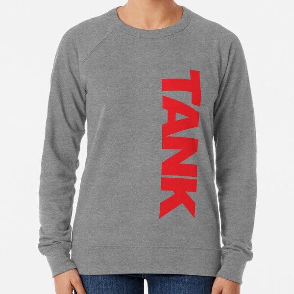 Tank logo vertical Lightweight Sweatshirt