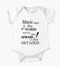 Funny Guitar Quotes Kids Babies Clothes Redbubble