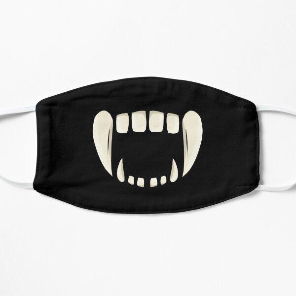 Vampirzähne Flache Maske