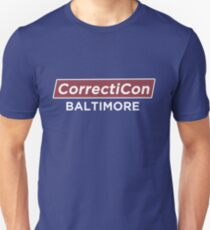 CorrectiCon Baltimore Orange Is The New Black T-Shirt