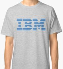 IBM Blue Logo Classic T-Shirt