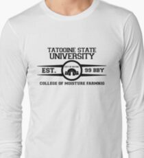 Theed University, Naboo (Star Wars) Long Sleeve T-Shirt