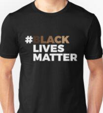 Camiseta ajustada #BlackLivesMatter