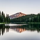 Todd Lake Oregon by Richard Bozarth