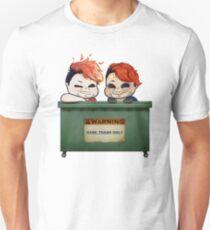 Darkiplier trash Unisex T-Shirt