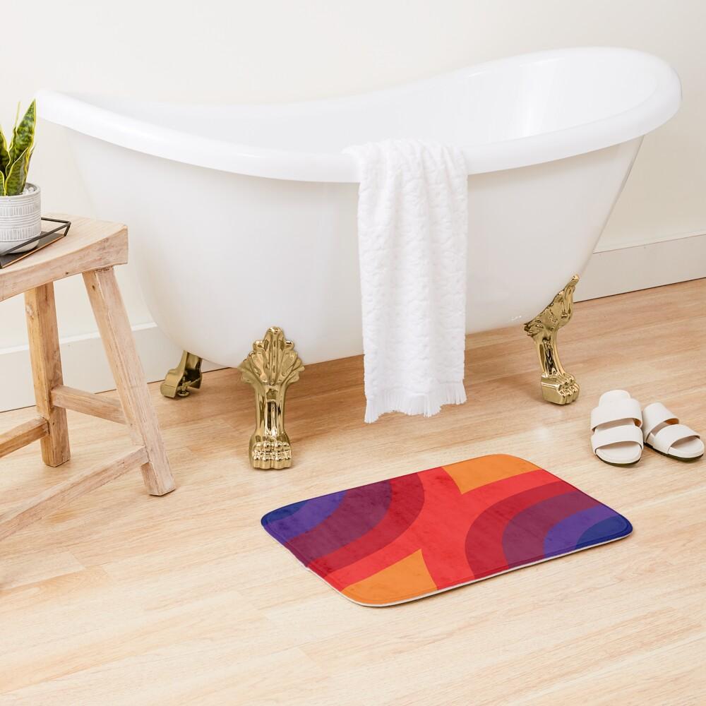 MCM Verner Bath Mat