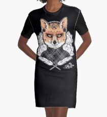 Mr Fox Graphic T-Shirt Dress