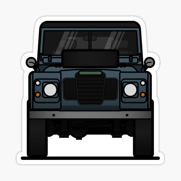 Defender Front Sticker