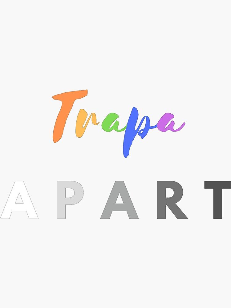 Trapa/Apart  by ponderingtaylor