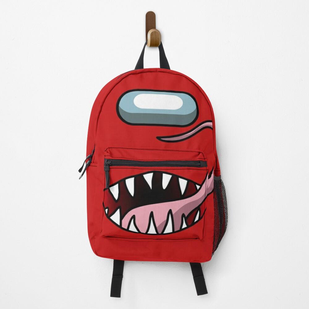 Impostor backpack red Backpack