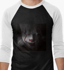 "Pennywise ""IT"" - Bill Skarsgard (Blue Eyes) T-Shirt"