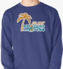 Flint Tropics Retro T-Shirt