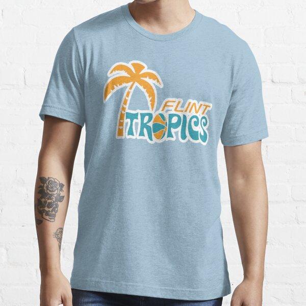 Flint Tropics Retro Essential T-Shirt
