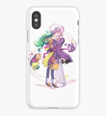 Harpy Gee, Ribbon Candy iPhone Case