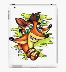 Crash Bandicoocoo iPad Case/Skin