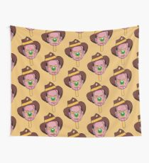 BUBBLE OBILL MURRAY Wall Tapestry