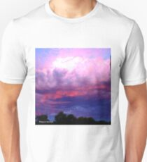 CLOUDS ON FIRE T-Shirt