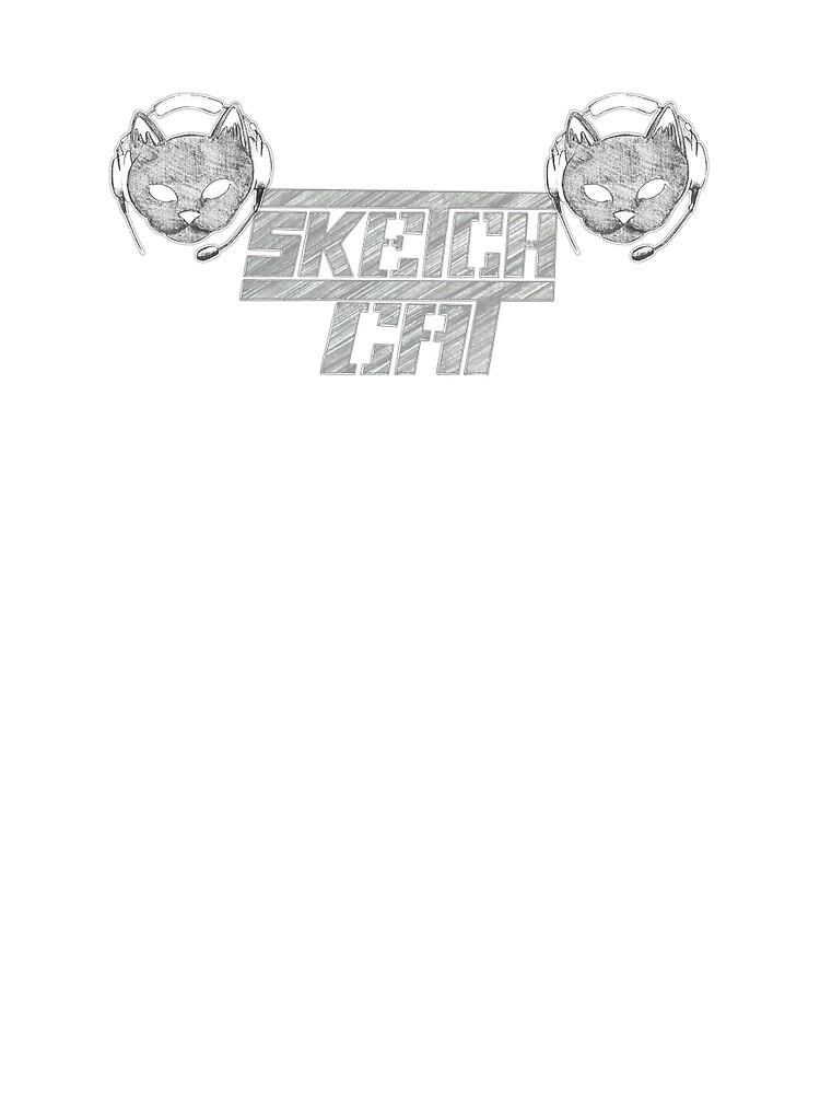 Sketch Cat Original by sketchBen