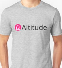 Altitude Logo and Title T-Shirt
