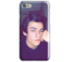 wes tucker snapchat iPhone Case/Skin