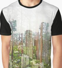 Overgrown City Graphic T-Shirt