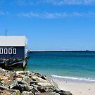 Busselton Jetty Western Australia by Coralie Plozza