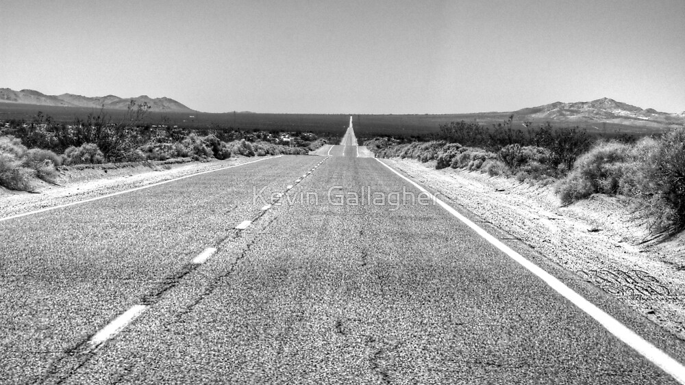 The Long Road by Kevin Gallagher