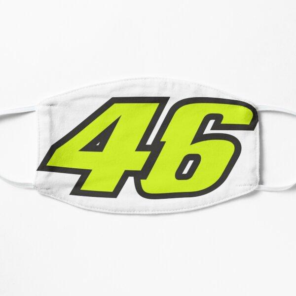 Valentino Rossi - 46 - Masque sans plis