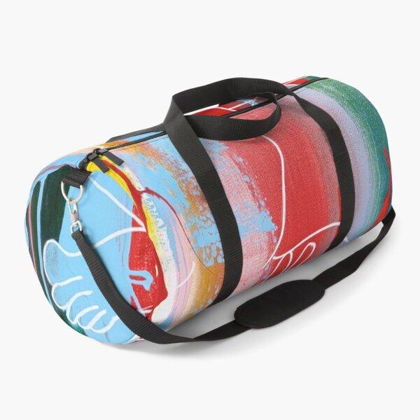 Painting 8 Duffle Bag