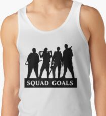Ghostbusters 2016 Squad Goals Men's Tank Top