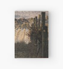 An early morning walk around Higgins/Canberra/ACT/Australia Hardcover Journal